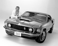 1969 Ford Mustang Boss302 prototype