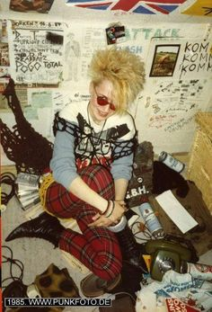(24) 80s punk | Tumblr