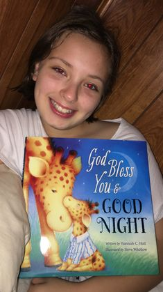 God Bless You and Good Night Book Review and Giveaway – miss bossy reviews, adventures and confessions