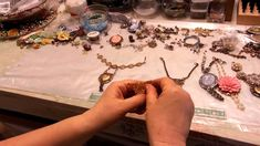 Slave Bracelets. Easy Peasy Jewelry, Fashion Fun! from B'sue Boutiques #slavebracelettutorial www.bsueboutiques.com