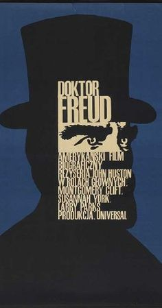 Freud :: Directed by John Huston.  With Montgomery Clift, Susannah York, Larry Parks...
