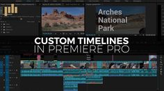 In this video tutorial we'll take a look at how to customize the Premiere Pro…