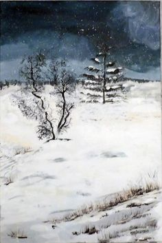 Buy NORDIC WINTER, Acrylic painting by Pacoshabe Art on Artfinder. Discover thousands of other original paintings, prints, sculptures and photography from independent artists.