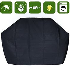 Outdoor Waterproof BBQ Cover Barbecue Garden Patio Grill Protector
