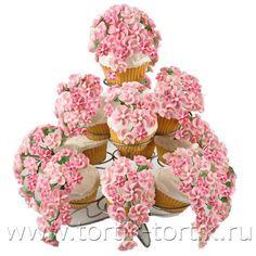 Подставка для кексов и тортов