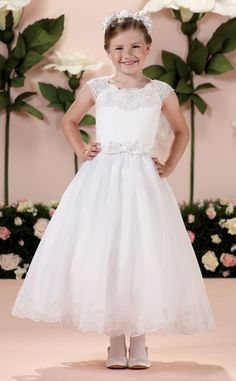 9f33e5ded141 27 Best lily's holy communion images | Communion dresses, Holy ...