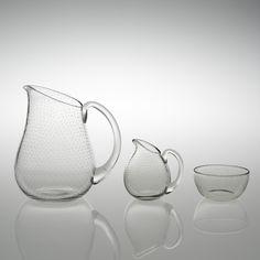 Glass Design, Design Art, Clear Glass, Glass Art, Modern Contemporary, 1940s, Scandinavian, Retro Vintage, Perfume Bottles