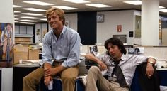 How 'All the President's Men' Defined the Look of Journalism on Screen