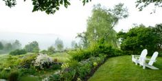Windham Hill Inn: In the Green Mountains of southeastern Vermont, Windham Hill is wonderfully secluded.