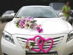 оригинальное украшение машины на свадьбу фото: 17 тыс изображений найдено в Яндекс.Картинках
