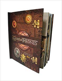 Game of Thrones. Um Guia Pop-Up de Westeros - Volume 1 - 9788583680031 - Livros na Amazon Brasil