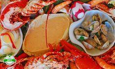 Mariscada, Seafood at No Cantinho do Pescador, Matosinhos, Porto  Norte de Portugal