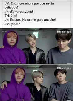 Memes Bts Español, Vkook Memes, Bts Taehyung, Bts Jimin, Albums Bts, Photos Tumblr, Fake Love, Bts Lockscreen, Vmin