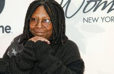 Whoopi's real name is Caryn Elaine Johnson