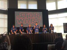 Hascon 2017 - Hasbro #StarWars Brand Panel #StarWars