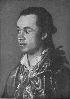 Friedrich Hildebrand von Einsiedel (1750-1828) page bij Anna Amalia en vertaler van veel stukken voor het Hoftheater in Weimar