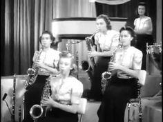 ▶ Viola Smith Virtual Drummer School Selection - YouTube