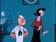Popeye The Sailor Man - Love Birds