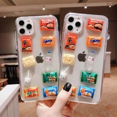 Food Phone Cases, 3d Iphone Cases, Funny Phone Cases, Girly Phone Cases, Diy Phone Case, Iphone Case Covers, Iphone 11, Telephone Iphone, Phone Cases