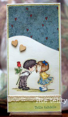 Itte tehty: Rakkautta ilmassa