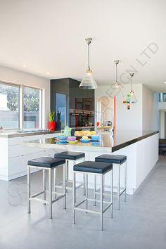 Kitchen 219 by Sally Steer Design. Wellington. NZ