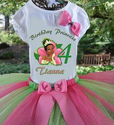 Princess Tiana Tutu Outfit Princess Tiana by LorisLittleLovlies