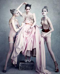 Patrick Demarchelier, un icono en la fotografía de moda