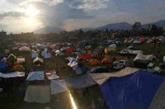 Kathmandu has become a tent city. What can we learn about emergency shelters from Nepal's earthquake? #NepalQuake
