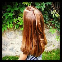 Girly Do Hairstyles: By Jenn: 100 Days of Hair {Year 2-- Week 1}