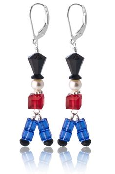 Holiday Jewelry Kits-Toy Soldier Earring Kit