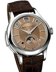 Patek Phillipe ♥this watch!
