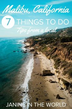 367874063e 7 Laid-Back Things To Do In Malibu