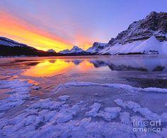 Photograph - November Freeze 2 by Dan Jurak