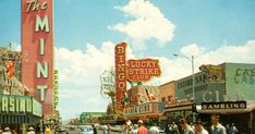 Vintage Photos of Las Vegas in the 1950s and 1960s ~ vintage everyday