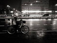 Memories of winter in #berlin #germany.  #cycling #bike #skyscraper #alexanderplatz #street #city #streetphotography #vscocam #vsco #pictureoftheday #photooftheday #architecture #archilovers #minimalism #lines #design #urban #travel #travelgram...