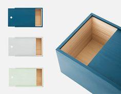 Lundia System storage boxes