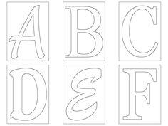 pin by lvtolearn on education pinterest alphabet stencils