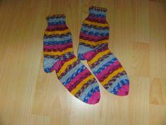 Socken gestrickt  Größe 39 von sockenstube14 auf DaWanda.com