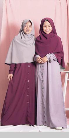 Islamic Fashion, Muslim Fashion, Hijab Fashion, Fashion Outfits, Womens Fashion, Casual Hijab Outfit, Ootd Hijab, Hijabi Girl, Muslim Dress
