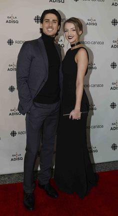 Kevin Bazinet et Alicia Moffet - ADISQ les looks des stars sur le tapis rouge Quebec, Canada, Stars, Formal, Outfits, Fashion, Red Carpet, Fashion Women, Preppy