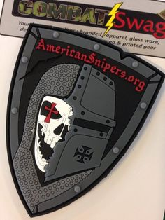 American Snipers.org will be present at the U.S. Tactical Supply Inc. booth (# 20605) at SHOT Show 2014. They will be selling branded SWAG at the show including patches, posters, and coins that will go towards benefiting their cause. Pvc Patches, Tactical Patches, Cool Patches, Funny Patches, Tactical Supply, Tactical Gear, Cool Stuff, Badges, Tac Gear