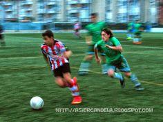"""Asier y Pablo, mis equipos de futbol: S.D. NUEVA MONTAÑA """"A"""" - REAL RACING CLUB, SAD """"A""""..."""