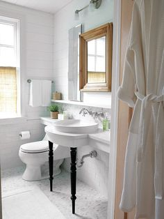 Cottage Bathroom Design, Pictures, Remodel, Decor and Ideas - page 3