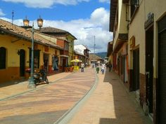 Four Square, Places To See, Things To Do, To Go, Street View, Colombia, Parks, Cities, Viajes