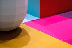 5cddfead6306 Breathing Colour by Hella Jongerius at the Design Museum Design Museum  London