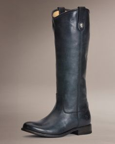 Melissa Button - Women_Boots_Riding - The Frye Company  Dear Santa...I have been the okayest mom and wife this year...can you bring me these please?