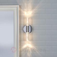 Plafonnier de salle de bain 3 lampes Kara LED G9