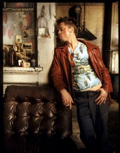 Brad Pitt, 'Fight Club'
