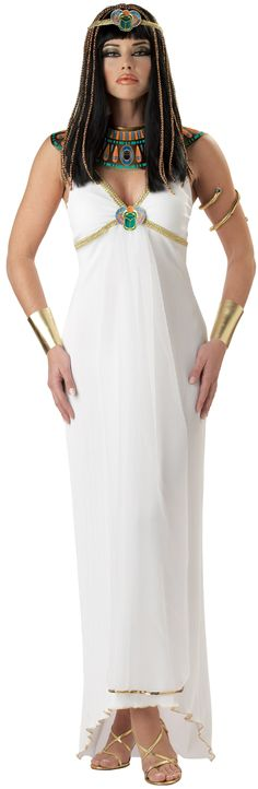 NEW-Sexy-Egyptian-Queen-Woman-Halloween-Costume