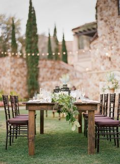 High School Sweethearts Tie the Knot at Italian-inspired Venue